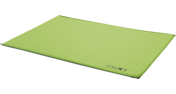 Exped SIM Lite Duo UL Mat 3.8 Neon green